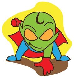 Super alien vector