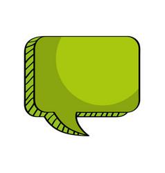 Message talk box empty vector