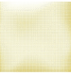 Orange halftone background vector