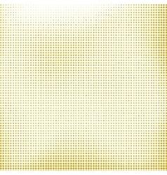 Orange halftone background vector