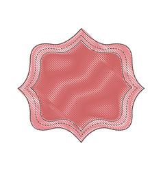 banner ribbon standard vector image