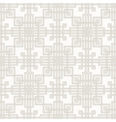 Tangled modern pattern based on traditional orient vector