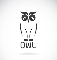 Images of owl design vector