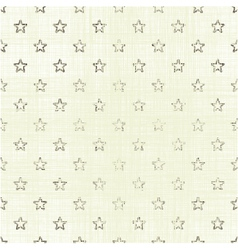 Small star pattern on light background vector
