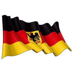 Germany state flag vector
