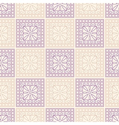 Symmetrical geometric background vector