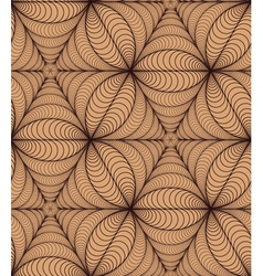 Laced abstract background vector image vector image