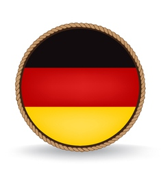 Germany Seal vector image