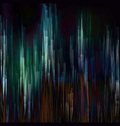 Glitch background digital pixel noise vector