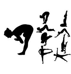 Yoga 2 vs vector image