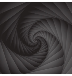 Abstract neutral spiral background eps10 no mesh vector image