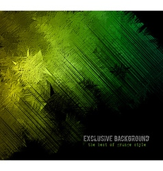 Abstract background for business card vector