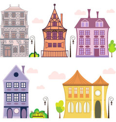 European-house vector