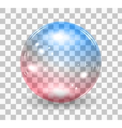 Bubble soap vector image vector image