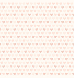 Rose heart pattern seamless vector