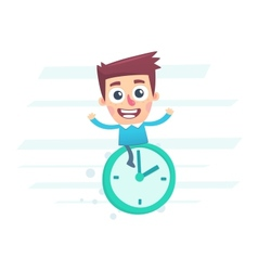 Time travel vector