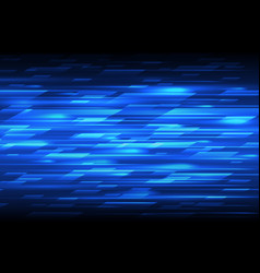 Speed abstract technology background fast vector