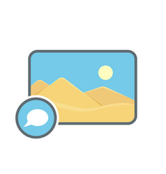 Comment image photo photography picture icon vector