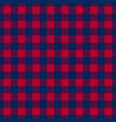 tartan seamless contrast rectangular texture vector image vector image