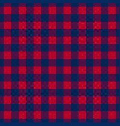 Tartan seamless contrast rectangular texture vector