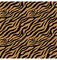 Zebra pattern vector