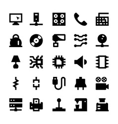 Electronics-and-devices-4 vector