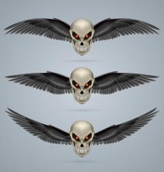 Mutant skull vector