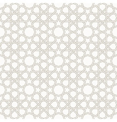 Tangled modern pattern based on traditional orient vector image