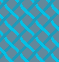 Blue diagonal crossing lines vector