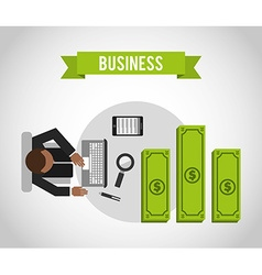 Business concept design vector