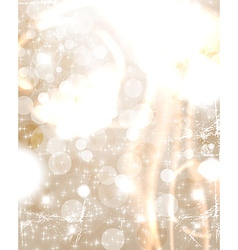 Bright white background with sunlight rays vector