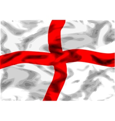 St georges flag vector