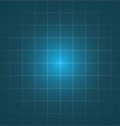 blue grid vector image