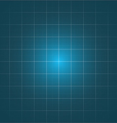 Blue grid vector