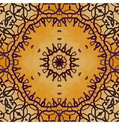 Mandala henna vector