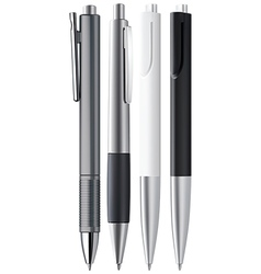 pen set vector image vector image