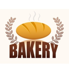 Bakery icon vector