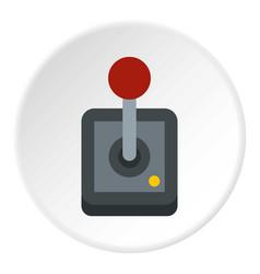 Shifting icon circle vector