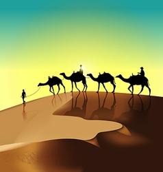 Desert preview vector