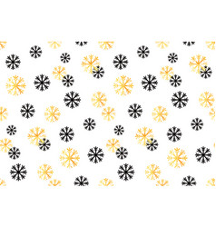 Seamless christmas and new year pattern vector