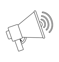 speaker audio device vector image vector image