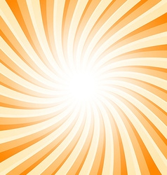 Abstract Star Shape Background - Orange and Gold - vector image