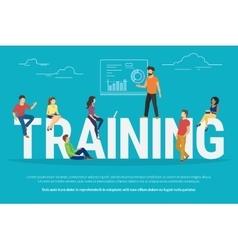 Training concept vector