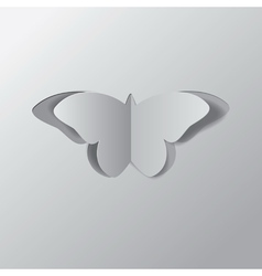Paper butterfly2 vector