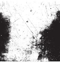 Grunge border texture vector