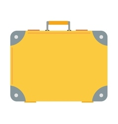Business bag suitcase vector
