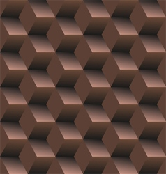 Old school seamless background diamond vector