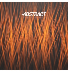 Fire motion graphics fire flow template vector