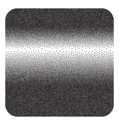 Halftone gradient background vector image