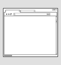 Sitemockup vector
